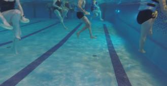 Hydro fitness w Aquastacji