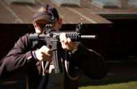 Strzelanie z broni palnej nową modą?