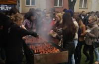 Wielkie grillowanie na Politechnice Gdańskiej