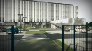 Nowy budynek Wydziału Biotechnologii UG i GUMedu