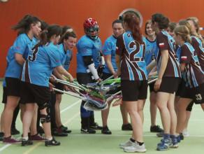 Lacrosse - szybki i kontaktowy