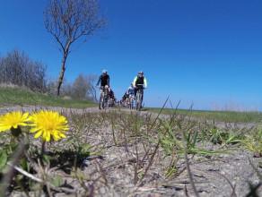 Szlak rowerowy Północnych Kaszub