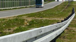 Nowe bariery na Trasie W-Z uniemożliwią zawracanie
