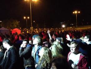 Roni Size rozpalił publiczność do czerwoności