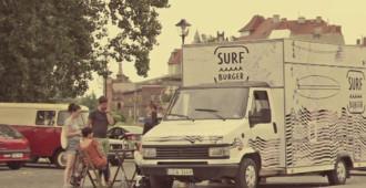 SurfBurger - Fala tejstu
