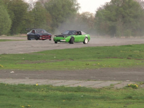 Street Racing - zajawka drifting