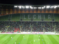 Frekwencja podczas Lechia - Lech