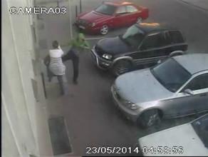 Bestialski atak na ulicy we Wrzeszczu