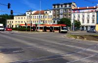 Nowa sygnalizacja uprzywilejowała tramwaje
