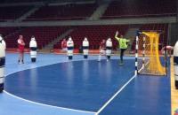 Trening Reprezentacji Polski w piłce ręcznej