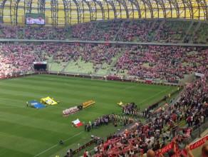 Hymn mecz Polska - Litwa