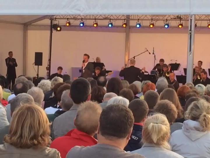 Zobacz fragment koncertu plenerowego, który odbył się na zakończenie III Promsa.