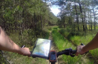 Rowerem przez Wdzydzki Park Krajobrazowy