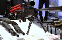 Targi militarne w Amber Expo