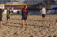 Mistrzowie Beach Soccer'a na sopockiej plaży