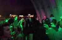 Silent disco - Open'er Festival 2014