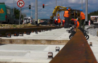 Raport z budowy linii tramwajowej na Morenę