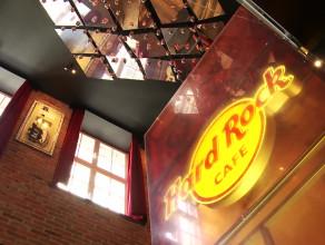 Hard Rock Cafe w Gdańsku