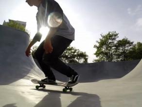 Skatepark w Gdyni gotowy