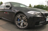 BMW M5. Drogowy skalpel chirurga