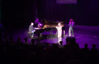Koncert Moniki Borzym w Teatrze Muzycznym