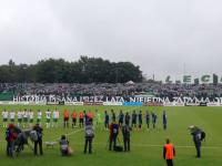 Lechia i Panathinaikos wychodzą na boisko