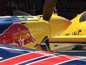 Red Bull Air Race od kuchni