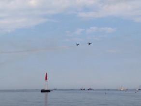 Breitling Jet Team - pokaz lotniczy