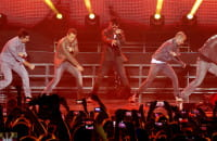 Szał na koncercie Backstreet Boys