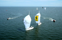 Wyścigi Sopot Match Race 2014