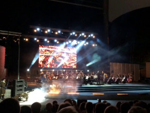 Van Beethoven i salwy armatnie - Wellington's Victory