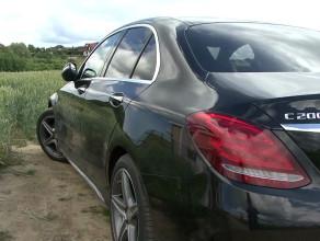 Mercedes C200 AMG. Elegant ma kondycję