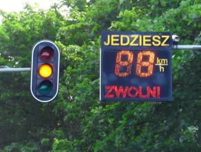 Jazda z nadmierną prędkością po ul. Kartuskiej