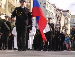 Załogi statków przeszły ulicami Gdyni