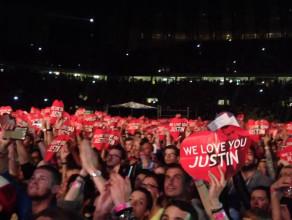 Serduszka dla Justina
