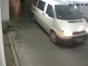 Kradzież czterech pojazdów na Morenie