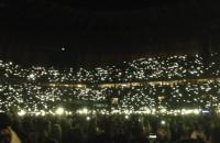 Wszyscy filmują koncert Timberlake'a komórkami