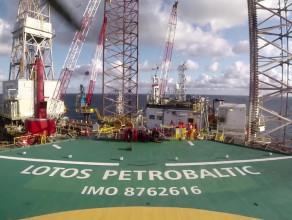 Lotos otrzyma finansowanie na zagospodarowanie złoża ropy na Bałtyku.