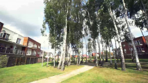 City House - Brzozowy Park