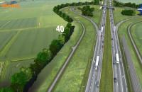 Wizualizacja drogi S7 na odcinku Koszwały - Kazimierzowo