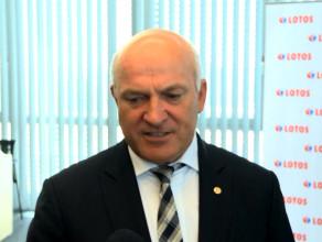 Paweł Olechnowicz, prezes Grupy Lotos o nowych inwestycjach.