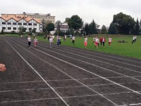 Finałowe zawody Czwartków Lekkoatletycznych 2014 KL Lechia Gdańsk