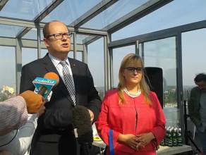 Adamowicz ogłosił, że kandyduje na prezydenta