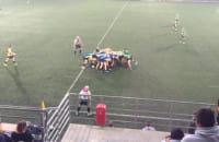 Remisowe derby Arka - Lechia w rugby (20:20)