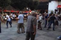 Dancing w Restauracji Parkowa