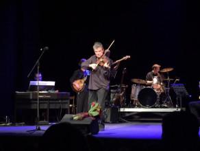 Vadim Brodski wystąpił w gdyńskim  Teatrze Miejskim