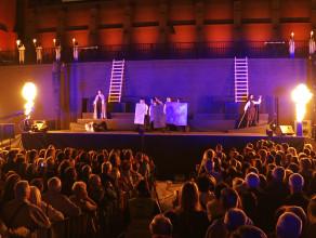 Otwarcie Gdańskiego Teatru Szekspirowskiego