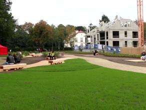 Nowa część Parku Oliwskiego