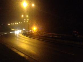 Wypadek na ul. Słowackiego