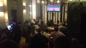 Trwa mecz Polska-Niemcy